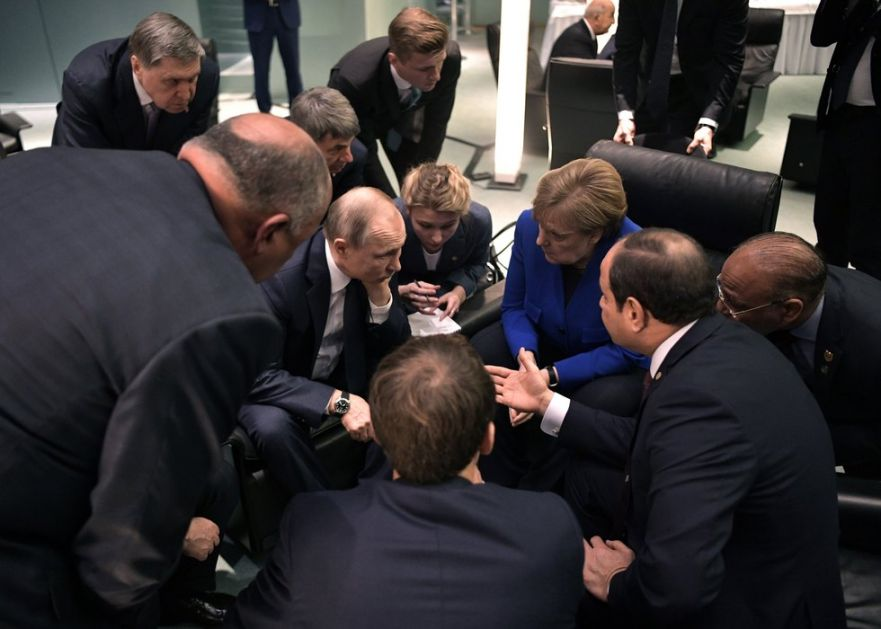 U Berlinu dogovaran plan za Libiju
