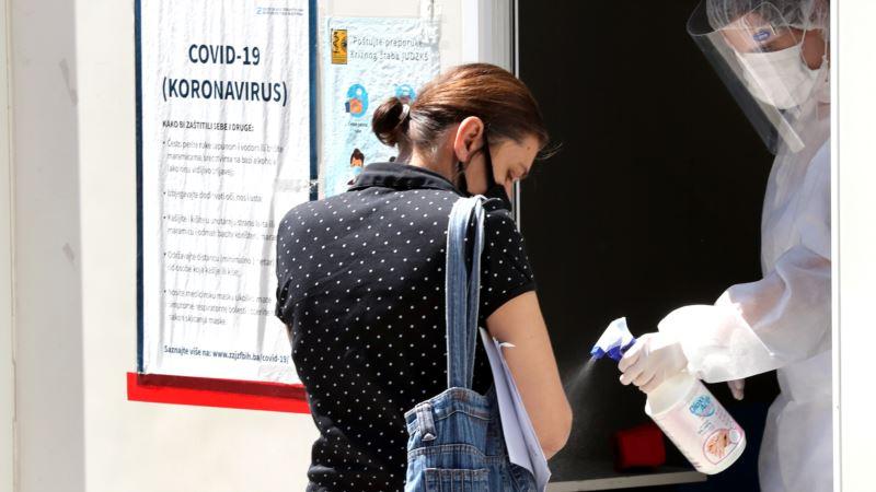 U BiH 215 novih slučaja zaraze koronom, pet preminulih