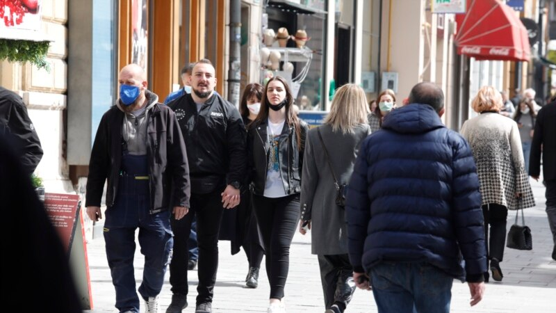 U BiH još 23 osobe preminule, 127 novožaraženih