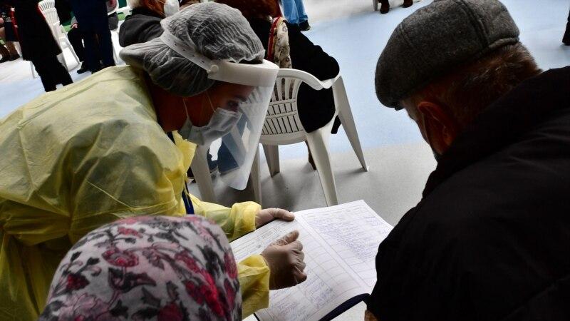 U BiH registrovana 124 nova slučaja korona virusa