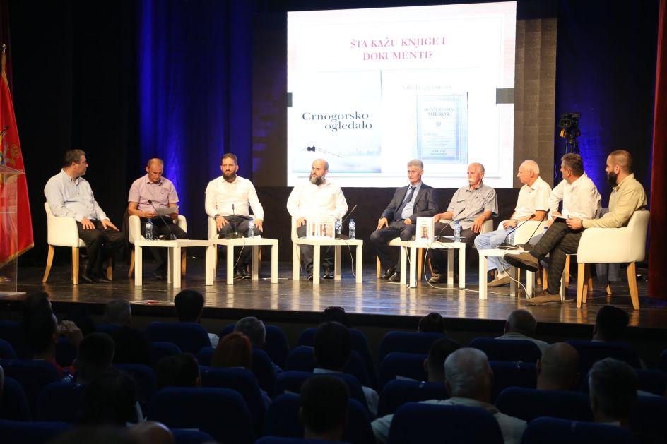 U Bijelom Polju održana promocija knjiga akademika Šerba Rastodera i Fehima Džogovića
