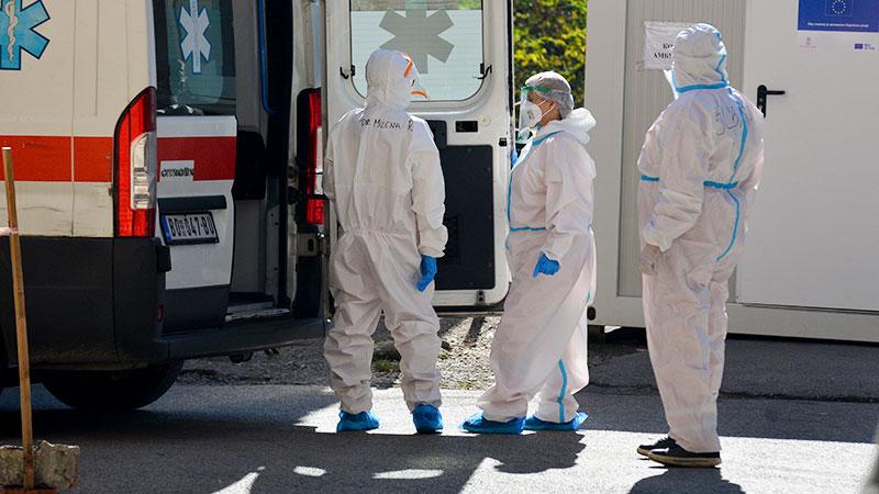 U Boru 122 aktivna slučaja zaraze koronavirusom
