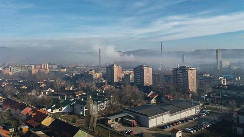 U Boru danas izmereno zagađenje vazduha čak 14,6 puta veće od dozvoljenog