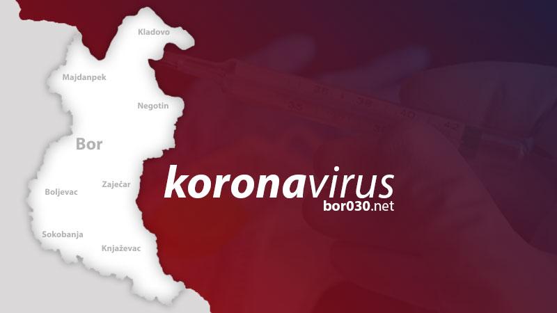 U Boru još jedna žrtva koronavirusa, potvrđeno prisustvo virusa kod još četiri osobe