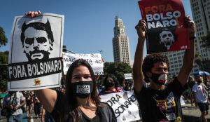 U Brazilu nastavljeni protesti protiv predsednika Bolsonara