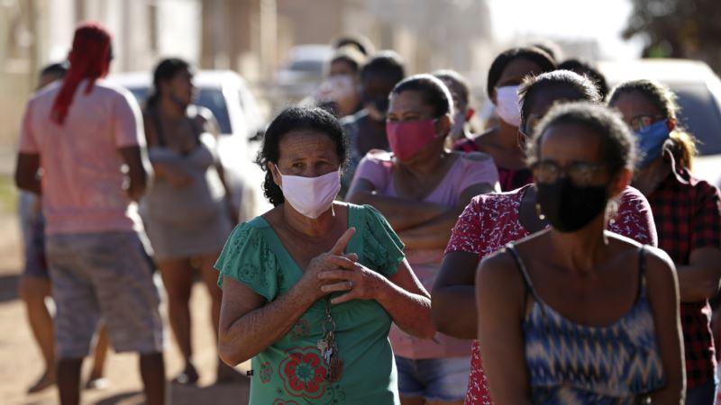 U Brazilu više od 50.000 novozaraženih osoba