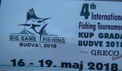 U Budvi otvoren turnir Big game Fishing 2018 (VIDEO)
