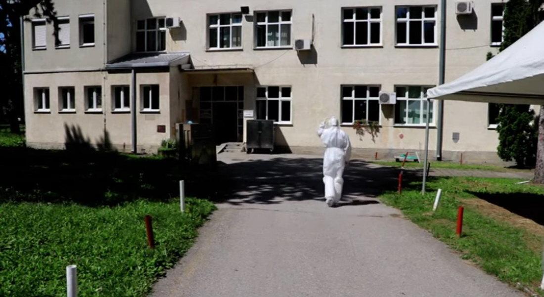U Čačanskoj bolnici 94 pacijenta, pet na respiratoru