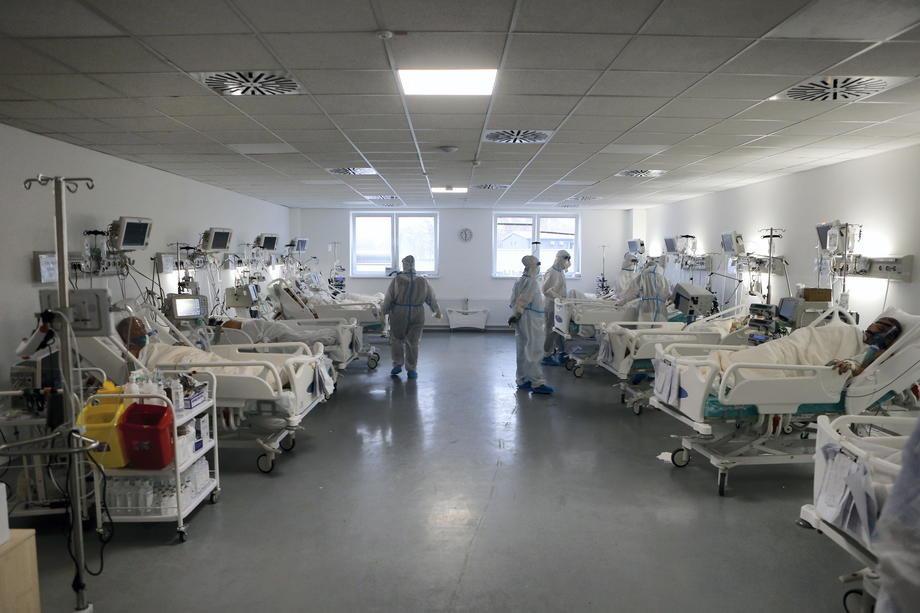 U Čačku preminulo pet pacijenata od korone