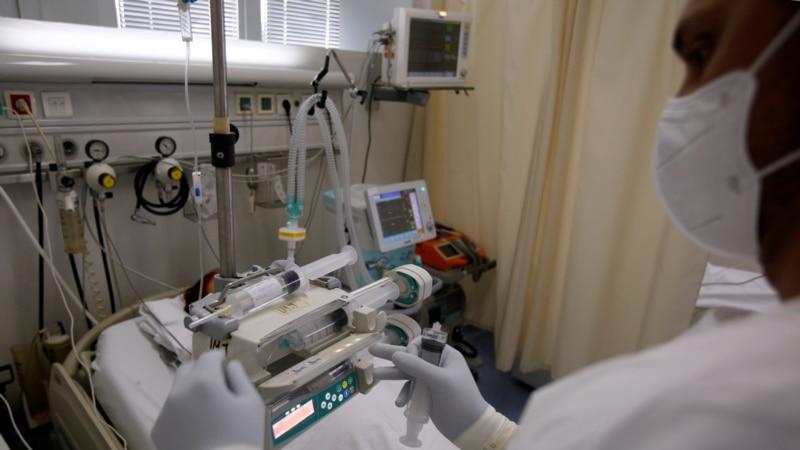 U Crnoj Gori 419 slučajeva zaraženih, pet osoba preminulo