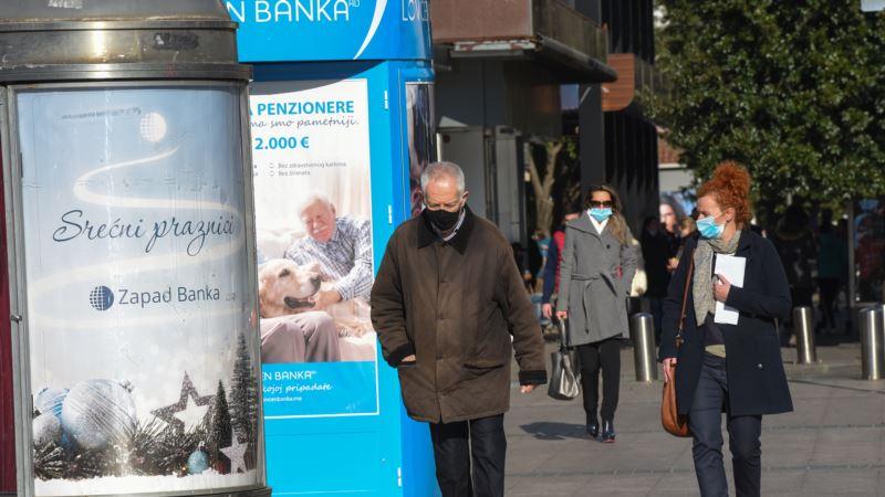 U Crnoj Gori četiri osobe preminule,  419 novooboljelih od COVIDa - 19