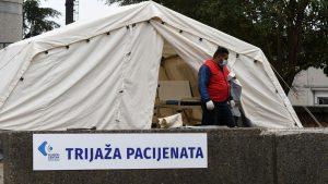 U Crnoj Gori drastično raste broj obolelih, četvrtina testiranih pozitivna