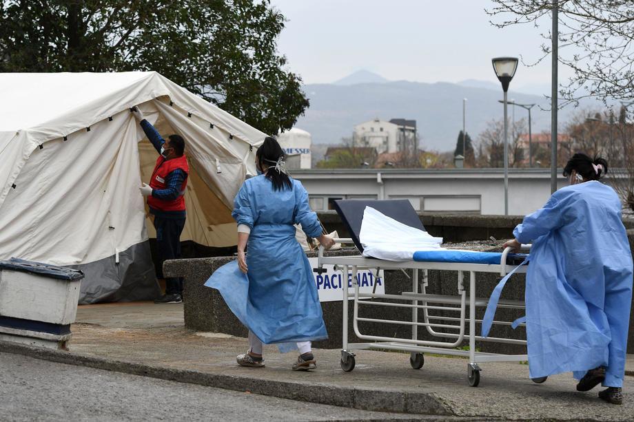 U Crnoj Gori ukupno 105 obolelih, u Sloveniji 802, u Hrvatskoj 867 zaraženih