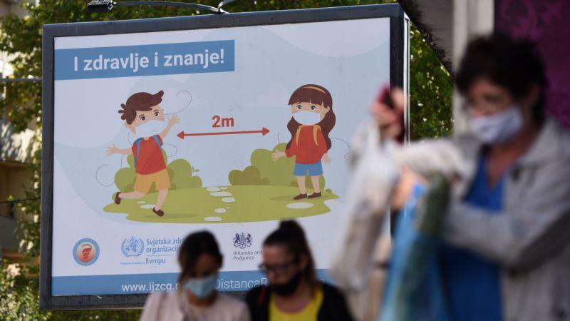 U Crnoj Gori preminule četiri osobe, 145 novooboljelih