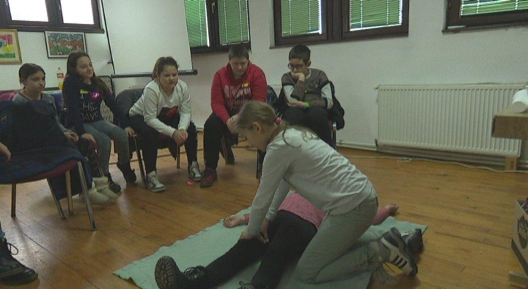 U Crvenom krstu u Sremskoj Mitrovici počela dvodnevna obuka za volontere