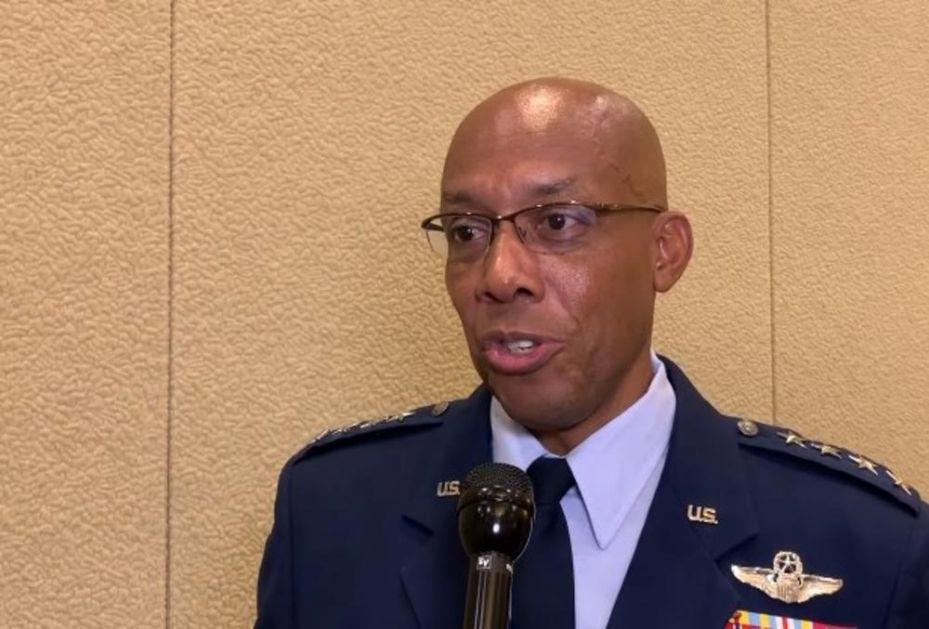 U DVE REČI POKAZAO AMERIČKU NEMOĆ: Šok izjava šefa američkog vazduhoplovstva o snazi SAD u Aziji! (VIDEO)