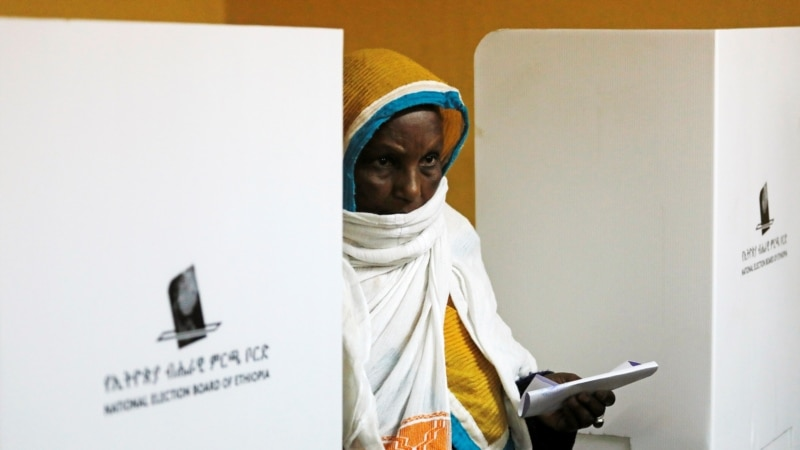 U Etiopiji parlamentarni i regionalni izbori