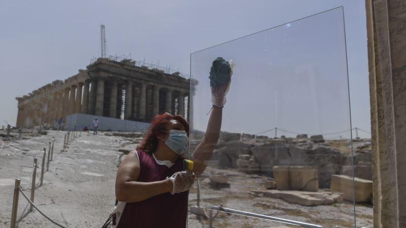 U Grčku neće moći turisti iz zemalja s velikim epidemiološkim opterećenjem