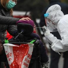 U HRVATSKOJ VIŠE OD 300 ZARAŽENIH: Testirano je blizu 3.000 osoba