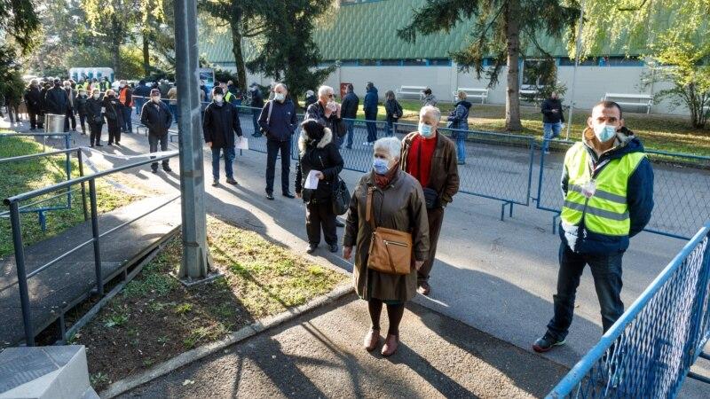 U Hrvatskoj 2.927 novih slučajeva zaraze koronom