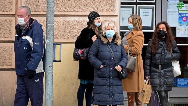 U Hrvatskoj 520 novih slučajeva, osam osoba preminulo