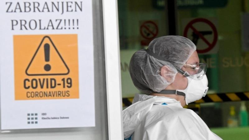 U Hrvatskoj 84 novooboljela, preminula jedna osoba