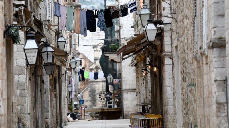 U Hrvatskoj bez novooboljelih, jedna osoba preminula