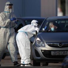 U Hrvatskoj u jednom danu preminulo 39 osoba od korone: Broj aktivnih slučajeva prešao 15.000
