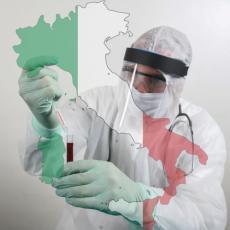 U ITALIJI REKORDAN BROJ OBOLELIH OD POČETKA PANDEMIJE: Registrovano 15.199 novih slučajeva