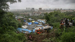 U Indiji 11 osoba stradalo u klizištima zbog monsunskih kiša