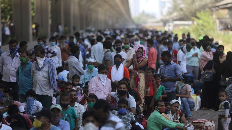 U Indiji 6.566 novozaraženih za 24 sata