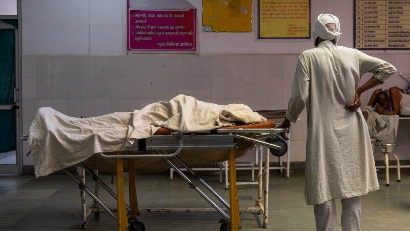 U Indiji najviše mrtvih od COVID-19 u jednom danu