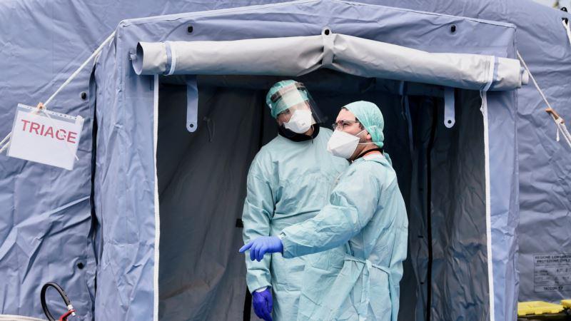 U Italiji najmanje umrlih u prethodnih mesec dana