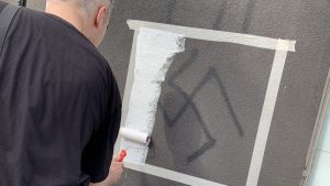U Izraelu dve sinagoge vandalizovane, nacrtani kukasti krstovi