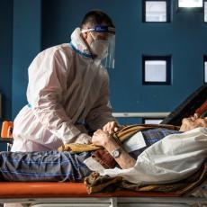 U Jablaničkom okrugu i dalje veliki broj novozaraženih: Pozitivan nalaz ima još 188 pacijenata