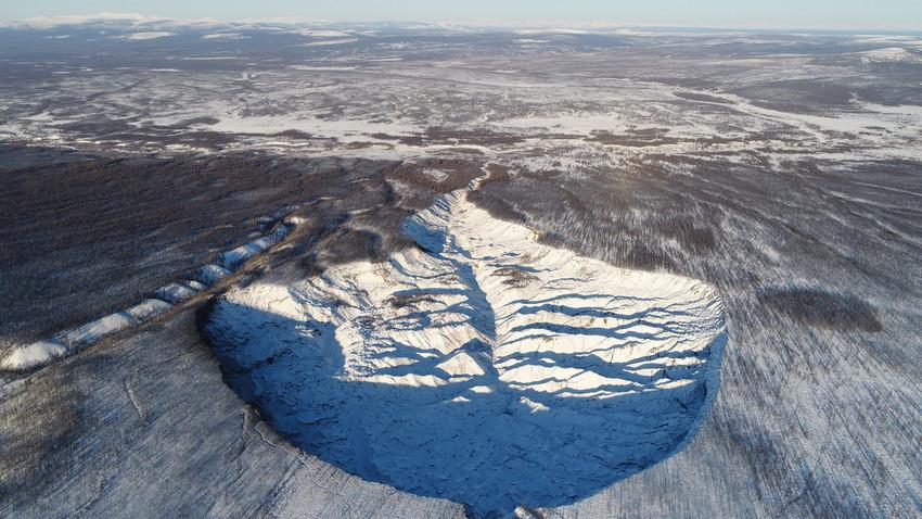 U Jakutiji pronađen najstariji večiti led