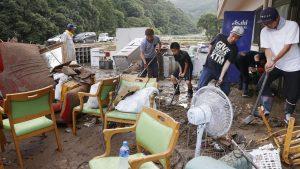 U Japanu i Kini teško nevreme, broj stradalih raste