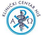 U KC Niš sedam pacijenata na veštačkoj ventilaciji i u teškom stanju