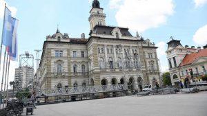 U KC Vojvodine 80 pacijenata, sedam na respiratoru