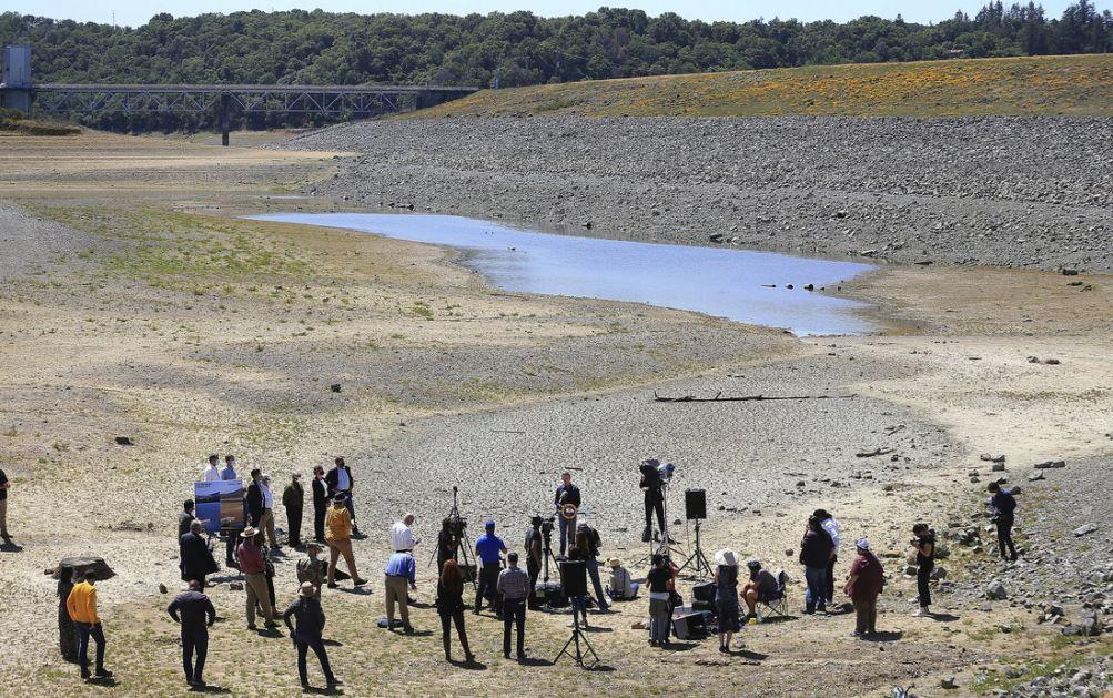 U Kaliforniji vanredno zbog suše; Guverner: Štedite vodu