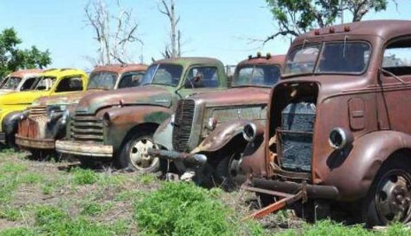 U Kanzasu na prodaju privatna kolekcija od 400 automobila
