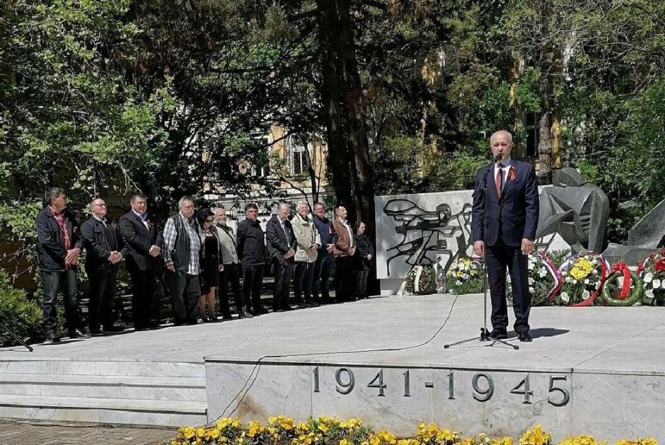 U Kikindi obeležen Dan pobede u Drugom svetskom ratu