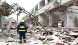 U Kini 12 poginulih u eksploziji gasovoda (VIDEO)