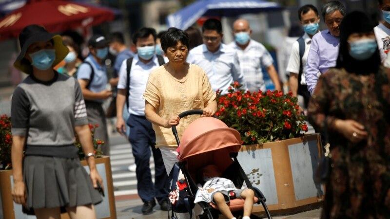 U Kini najsporiji rast stanovništva u posljednjih nekoliko desetljeća