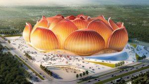 U Kini počela izgradnja najvećeg stadiona na svetu