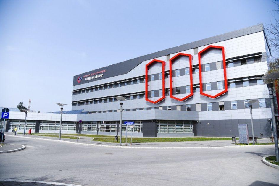 U Kliničkom centru Vojvodine leči se 100 pacijenata, 9 više nego juče