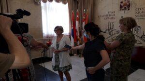 """U Kragujevcu predstavljen projekat """"Poziv za pomoć"""" za žene žrtve političkog nasilja"""