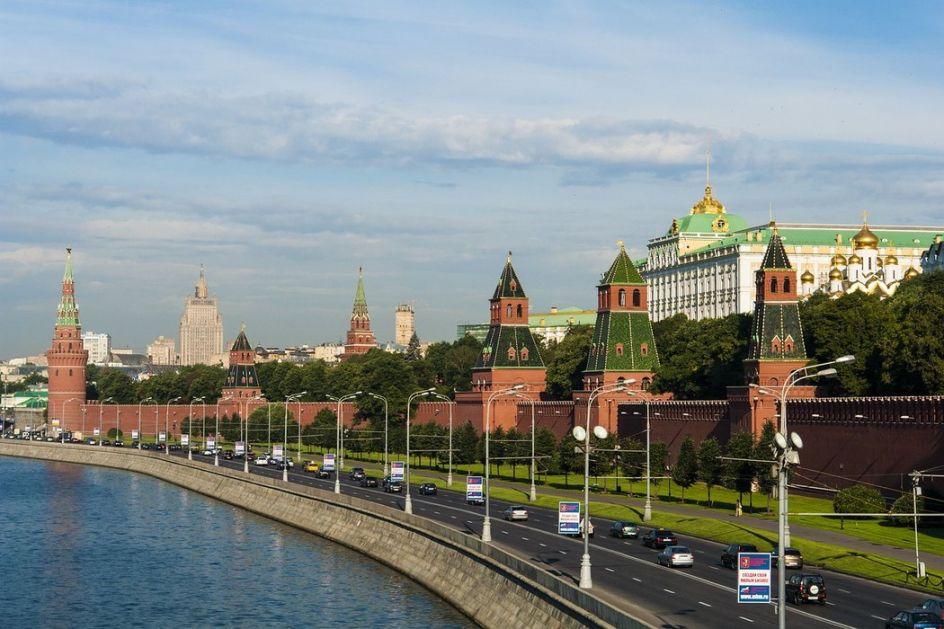 U Kremlju se ubio pripadnik Federalne službe bezbednosti