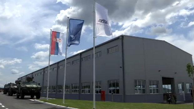 U Kuršumliji počela sa radom fabrika za proizvodnju složenih borbenih sistema