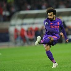 U LIVERPULU OČIMA NE VERUJU: Pogledajte kako je Salah došao na trening